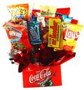 Coke-junk-food-Bouquet